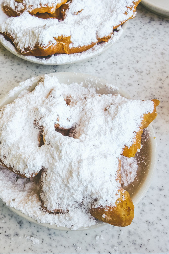 What to Eat in New Orleans: Beignets