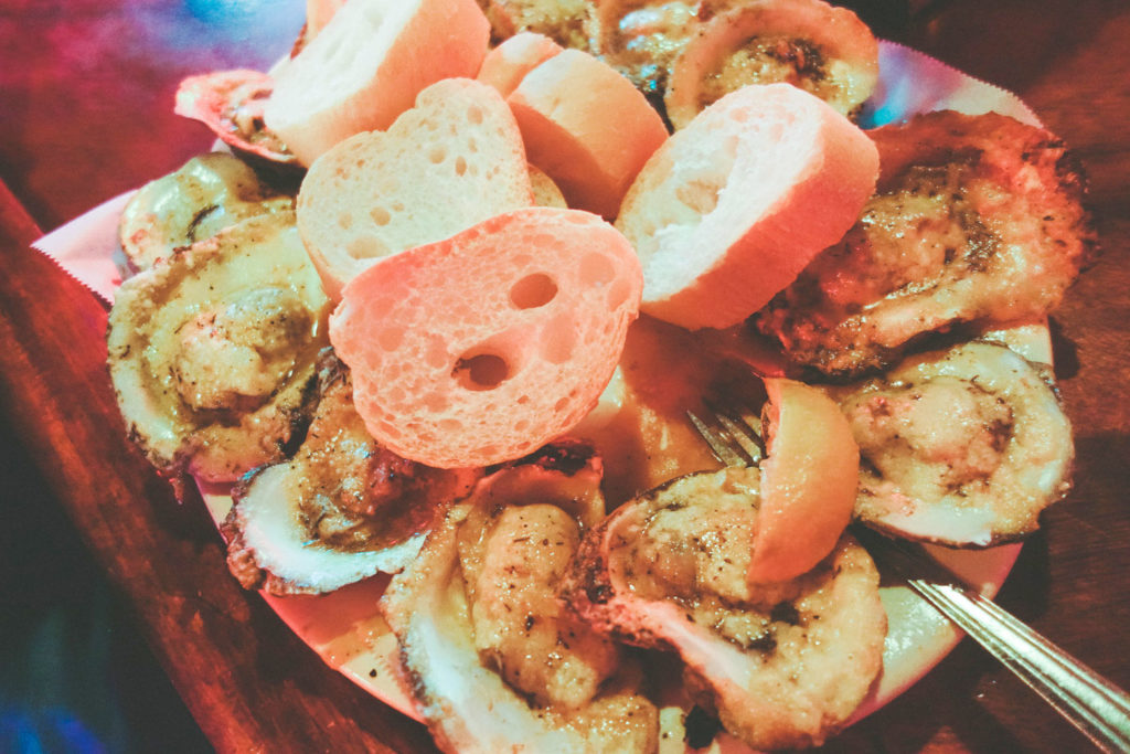 What to Eat in New Orleans: Charbroiled Oysters