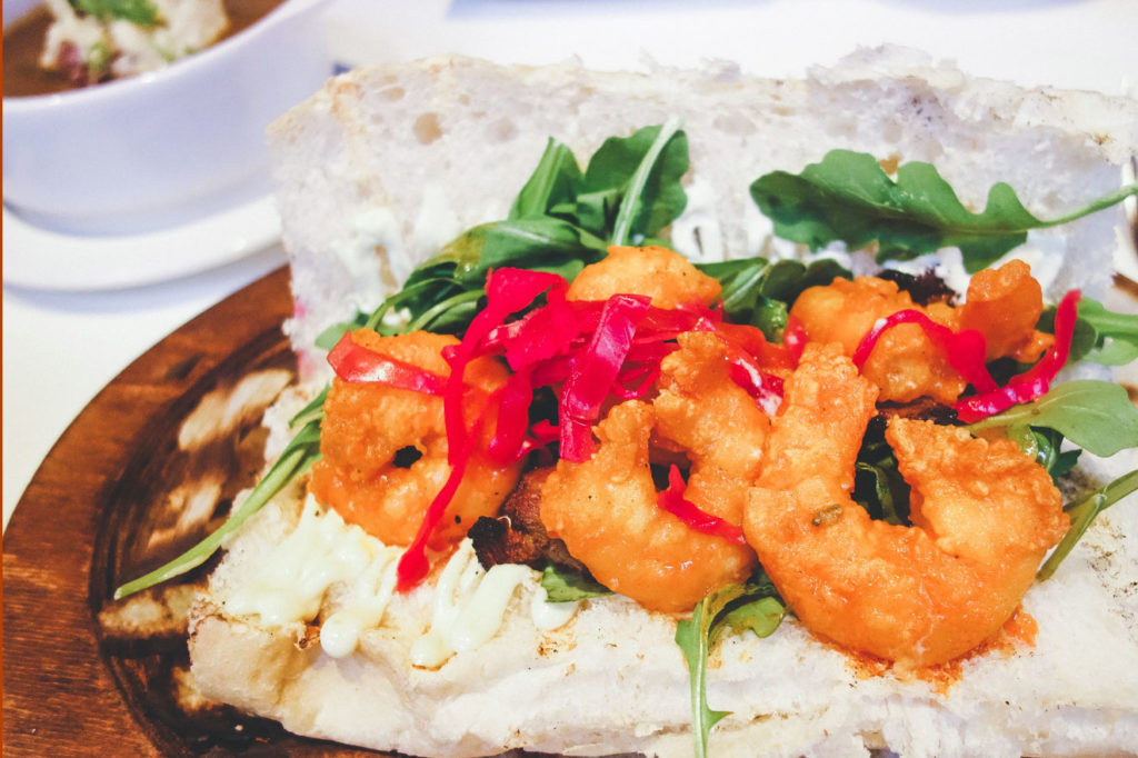 What to Eat in New Orleans: Po Boy