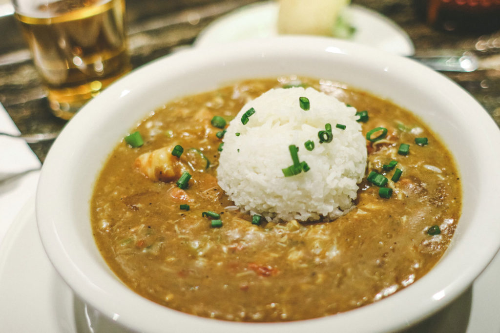 What to Eat in New Orleans: Seafood Gumbo