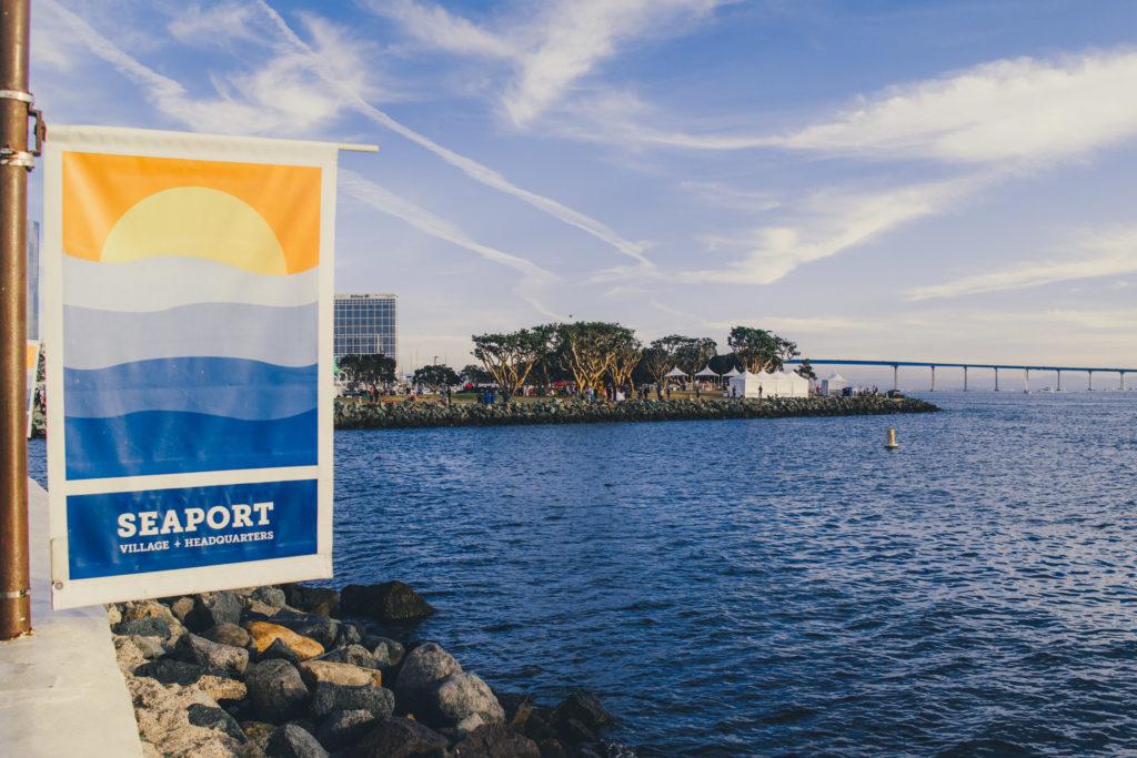 Photo tour of Seaport Village, San Diego