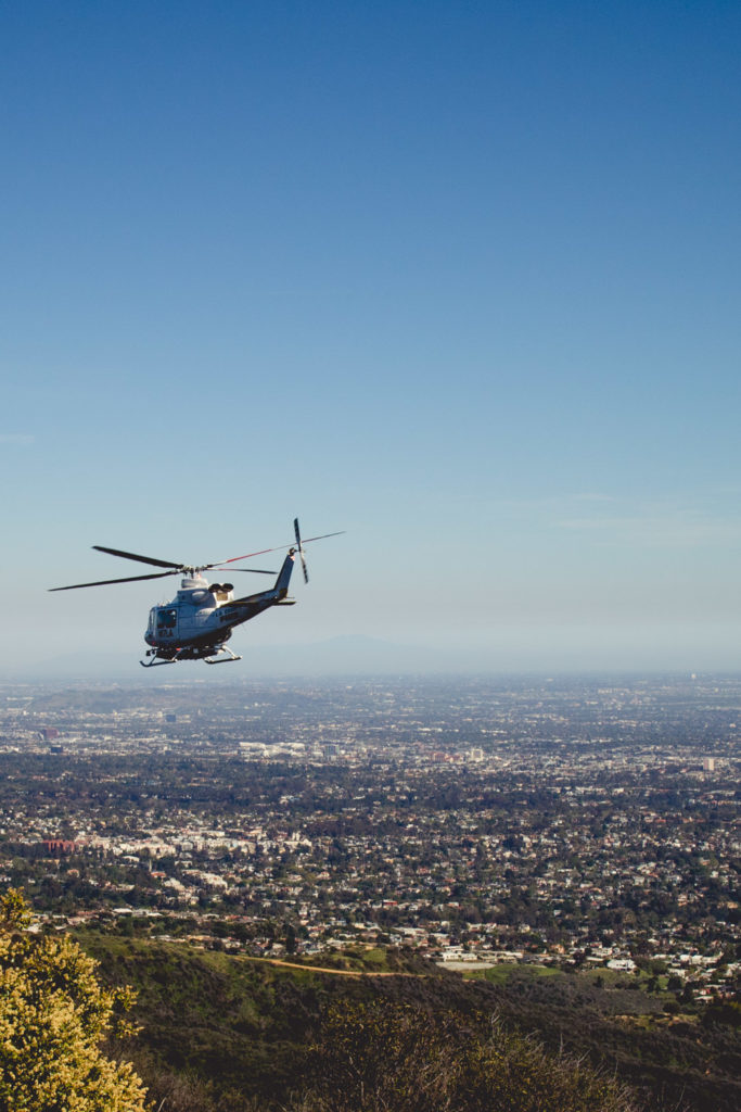 The easiest hike in LA with the best views of the city