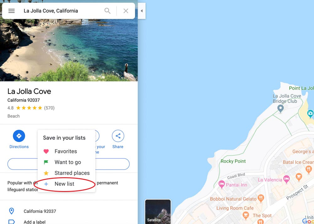 How to use Google Maps to Plan Your Next Vacation