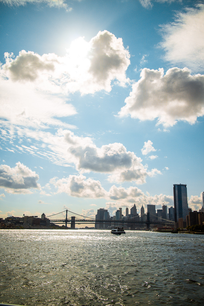 What to Do One Day in Brooklyn: Take the Williamsburg Ferry