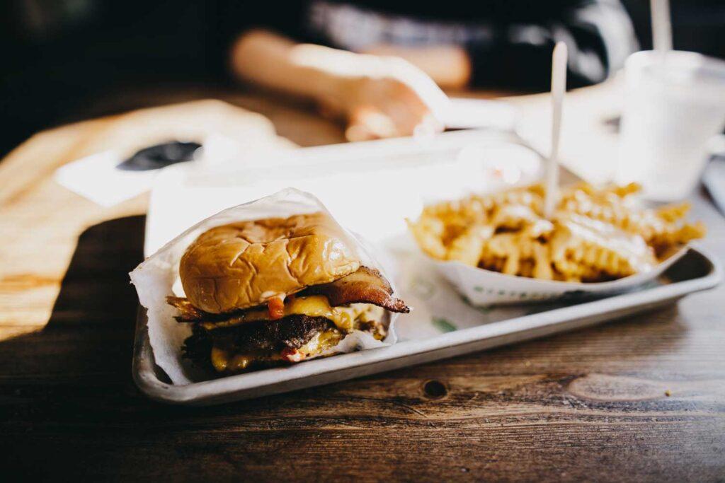 Shake Shack, Best Place to Eat in DTLA